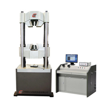 1000 KN Electro-Servo Hydraulic Universal Testing Machine