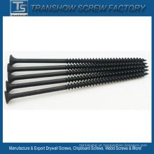 Parafusos de Drywall Fosfatados a Preto de 4.8 * 100