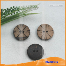 Natural Coconut Buttons for Garment BN8099