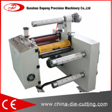Roll to Roll Auto Mousse / Plastique / Paper / Tape Tricot Machine
