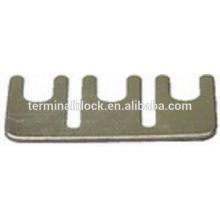 BJ-095A03 3 Pole Pitch 9.5mm Line Steckverbinder Electrical Combo Jumper