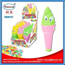 Baby-musikalische Eiscreme-Spielzeug-Süßigkeit
