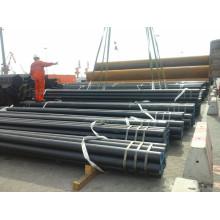 para tubería de acero para calderas ASTM A192 Tubos de acero al carbono sin costura para alta presión
