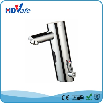 One handle Solid Brass Automatic Temperature Control Mixer Spout Tap for Kitchen Bathroom