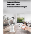 New Arrival 10 inch Oval Shape Bladeless Electric Stand Fan Leafless Fan with Remote