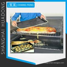 Forro do forno corta facilmente para ajuste