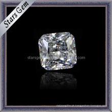Quadrado Princesa Cut Octagon CZ Gemstone Cubic Zirconia