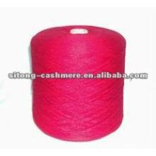 100% fios de caxemira, fios de malha de caxemira para suéter, fios naturais de caxemira