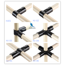 Metal Joints for Lean Tube HJ Series