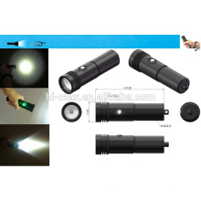 Heißer Verkauf wiederaufladbare Fackel Licht Preis wiederaufladbare Batterie