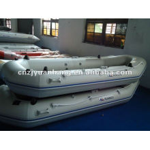 Inflatable fishing boat 330 with CE