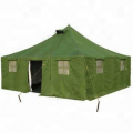 Outdoor Military Waterproof Canvas Tents