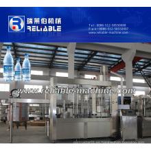 Precio de embotellado automático del agua de la pequeña bebida de China