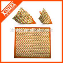 Bandana de algodón de cabeza barata impresa modificada para requisitos particulares de la manera