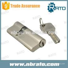Serrure de cylindre de porte en acier inoxydable RWL-138