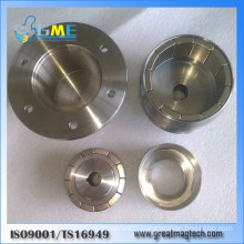 Stainless Steel Long Working Life Magnetic Tapered Flexible Shaft Coupling