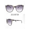 Moda Popular gafas de sol de metal Gafas Mujer Gafas As10p039