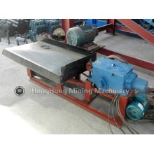 Mini table de secousse pour le laboratoire d'usine de traitement de minerai