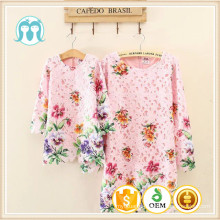 customized new dress fashion flower baby kids party clothes with wholesale childrens gifts