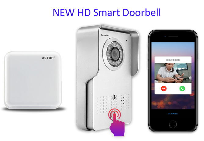 HD WIFI doorbell