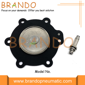 DB112 Mecair Type Diaphragm Valve Repair Kit Μεμβράνη