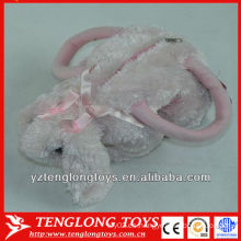 Bolso lindo del conejo de la felpa del nuevo bolso lindo del bebé del diseño