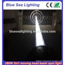 Brightness Robe beam spot wash Orsam 280W 10r moving head