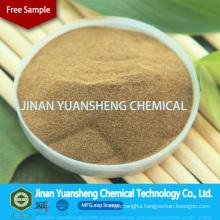 Yellowish Powder Fulvic Acid as Organic Fertilizer Additive