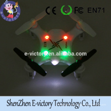 Original SYMA X12 Explorers 2.4G 4Channel 6 Axis Quadcopter RTF Mini Helicopter for Children Electric RC Toys