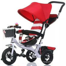 Aluminum Alloy High Quality Baby Stroller Tricycle