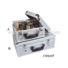 высокое качество 30 & 45 CD диски Оптовая коробки CD алюминия (10 мм)