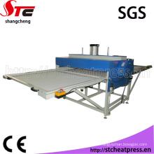 Großformat-Herstellungs-Hitze-Druckausrüstung