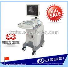 DW370 Trolley ultrasound system and medical device