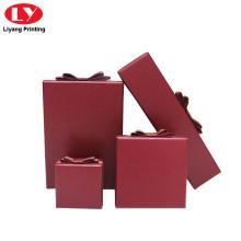 geschenkbox set schmuck armband ring halskettenbox