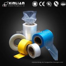 China machte Fabrik Preis Transparente BOPP Kunststoff Stretch Film