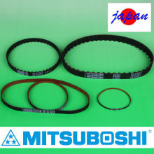 Mitsuboshi Belting flexible and light weight timing belt. Made in Japan