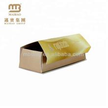 Elegent стиль собственный логотип печать подарочные бумажные коробки упаковка для печенья