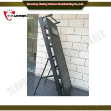 NIJ nível III / iiia / Iv escudo de escada de proteção portátil