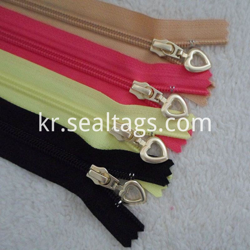 Nylon Zippers By The Yard