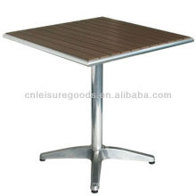 2013 new products polywood square bistro table