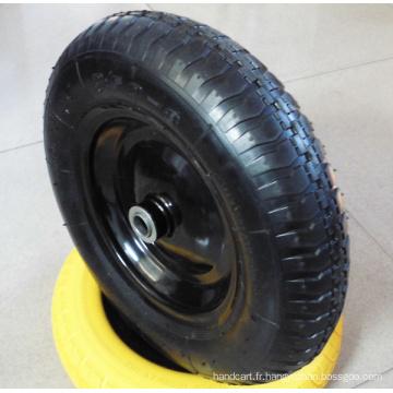 3.5-8 Roue pneumatique pour chariots porte-outils