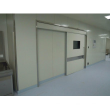 Conjunto de puerta de hospital manual