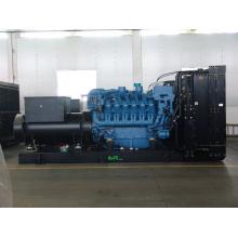 2000 kVA Mtu Serie offener Dieselgenerator