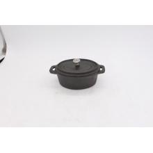 Pots ovales en fonte pour la cuisson