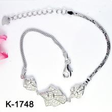 925 bracelets en bijoux en couleur argentés CZ (K-1748. JPG)