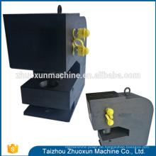 China Fabrik CH-100A hydraulische Stanzen Stahl Lochwerkzeug