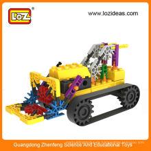 LKW Bausteine 5 in 1 Spielzeug Bricks Puzzle Pädagogische Spielzeug für Kinder