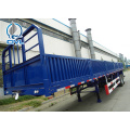Dropside Semi Trailer Truck 3 Άξονες