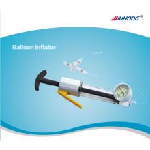 CE marcado o dispositivo de inflação para o balão de dilatação Cardia