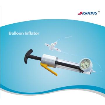 CE marcado o dispositivo de inflação para o balão de dilatação biliar